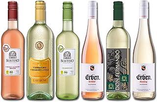 Langguth Erben Halbtrockenes Rose und Weißwein Probierpaket 5 x 0.75 l, 1 x 1 l