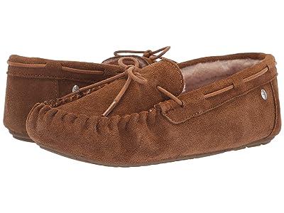EMU Australia Kids Amity (Toddler/Little Kid/Big Kid) (Chestnut) Kids Shoes