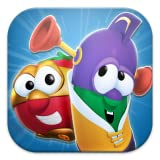 Put yourself IN the movie. The game follows the path of LarryBoy and his friends through the movie complete with video scenes between each Act! Gorgeous 3D environments and characters taken straight from the all-new VeggieTales superhero DVD! Choose ...