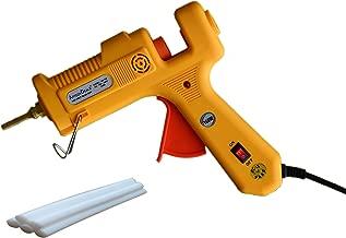 ApTechDeals AP-5119 Nylon 150 W Industrial Glue Gun with 5 Milky Super Strong Gumming Glue Sticks (Yellow)