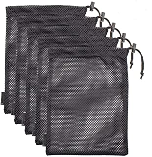 KisSealed 5 件装尼龙运动网布设备包