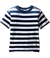 Splendid Littles - Striped Dip Dye Indigo Tee (Toddler)