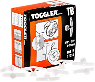 TOGGLER TB 20–mm/Pack of 100Hollow Wall Anchor 104460847