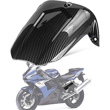 Parafango anteriore in fibra di carbonio per moto YAMAHA modello R1 2007 2008 Linea Performance Quality