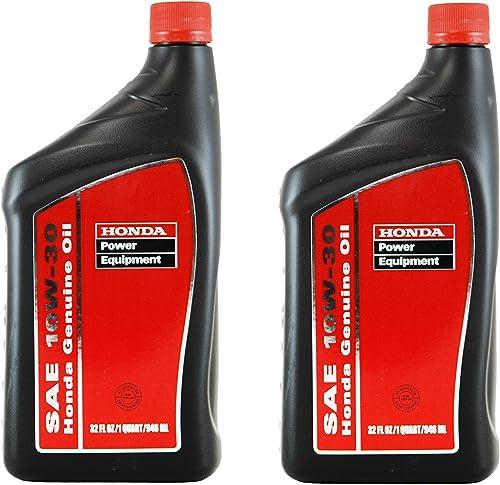 popular HONDA discount MOTOR popular OIL 10W30 QT outlet sale