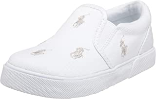 POLO by Ralph Lauren Infant/Toddler Bal Harbour Repeat Slip On