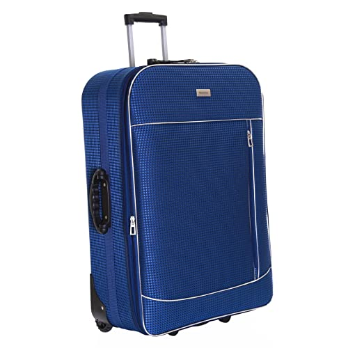 3ac20c298 Slimbridge Rennes Extra Large Expandable Lightweight Suitcase 77 cm 3.5 kg  100 litres 2 Wheels Number