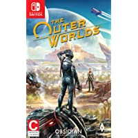 The Outer Worlds Nintendo Switch Deals