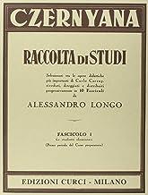 Scaricare Libri Czernyana raccolta di studi. 60 studietti elementari. Volume 1 PDF