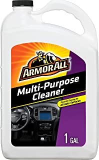 Armor All Car Cleaner Bottle, Cleaner for Cars, Truck, Motorcycle, Multi-Purpose, 1 Gallon, 19262