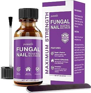Fungal Nail Renewal - Extra Strength Nail Fungus Treatment, Toe Fungus Nail Treatment, Restores Discolored & Damaged Nails...