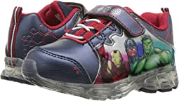 Favorite Characters - Avengers Lighted Sneaker (Toddler/Little Kid)