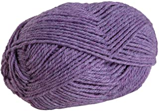 Knit Picks Wool of The Andes Worsted Weight Yarn (1 Ball - Starling Heather)