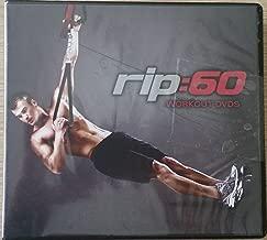 Rip 60 Workout DVDs: 12 DVDs Set (DVD Only)