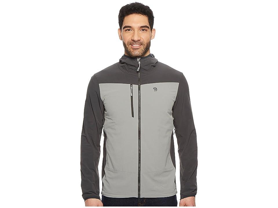 Mountain Hardwear Super Chockstone Hooded Jacket (Shark) Men