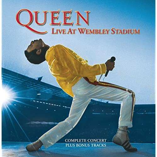 Live At Wembley Stadium Queen product image