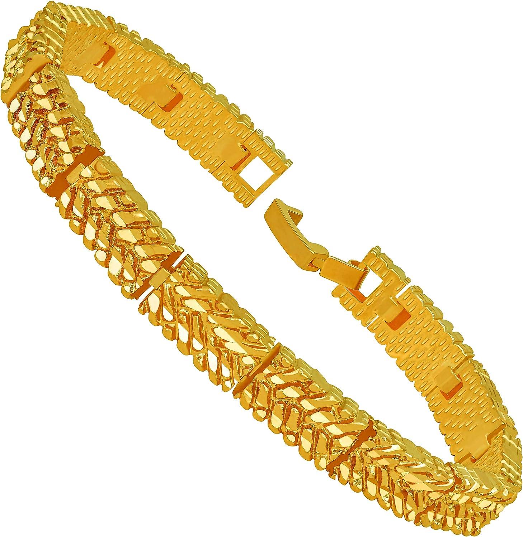 LIFETIME JEWELRY Diamond Cut Nugget for 即日出荷 Women Teen and 2020 Bracelet