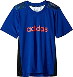adidas Kids - Amplified Net Training Top (Big Kids)
