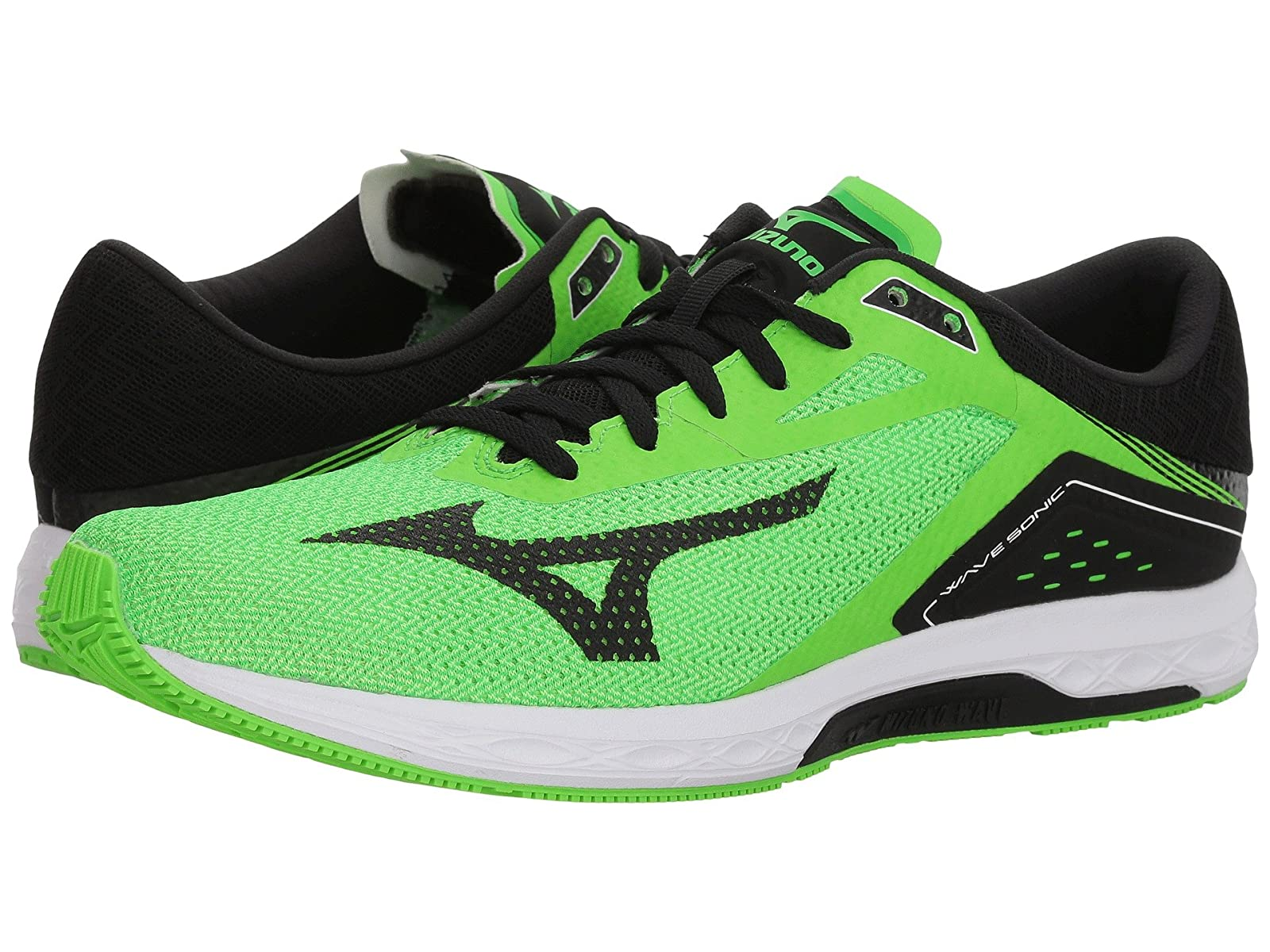 Mizuno Wave SonicAtmospheric grades have affordable shoes