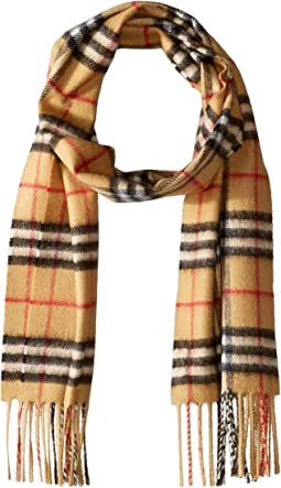 Vintage Check Cashmere Scarf (Little Kids)