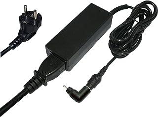 Power Smart® 19V Cargador/Adaptador de CA de repuesto para Asus Zenbook UX21E, UX21E UX31E-DH52, UX21E UX21E-DH71, UX21E de esl4, UX21E de ESL8, UX21E UX21E-KX004V, UX21E de rhp5, UX21E de rrg5, Zenbook UX21E-XH71, Zenbook UX31E-DH52