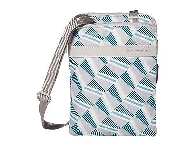 Hedgren Rupee Passport Holder with RFID Pocket (Sailor Print) Handbags