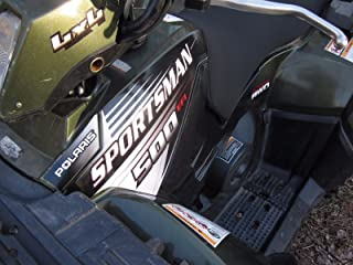 polaris sportsman 400 decals