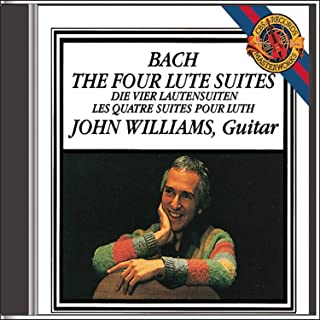 Bach: The Four Lute Suites