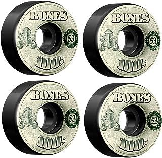 Best bones 53mm wheels Reviews