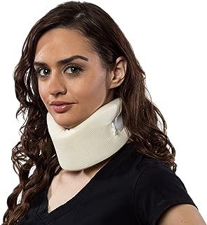 Premium Universal Soft Foam Neck Support Brace/Cervical Collar - 3