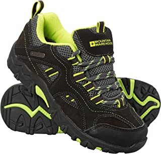Mountain Warehouse Stampede Kids Walking Shoes - for Camping, Park