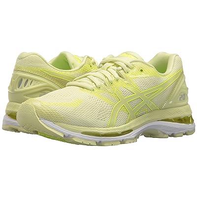 ASICS GEL-Nimbus(r) 20 (Limelight/Limelight/Safety Yellow) Women