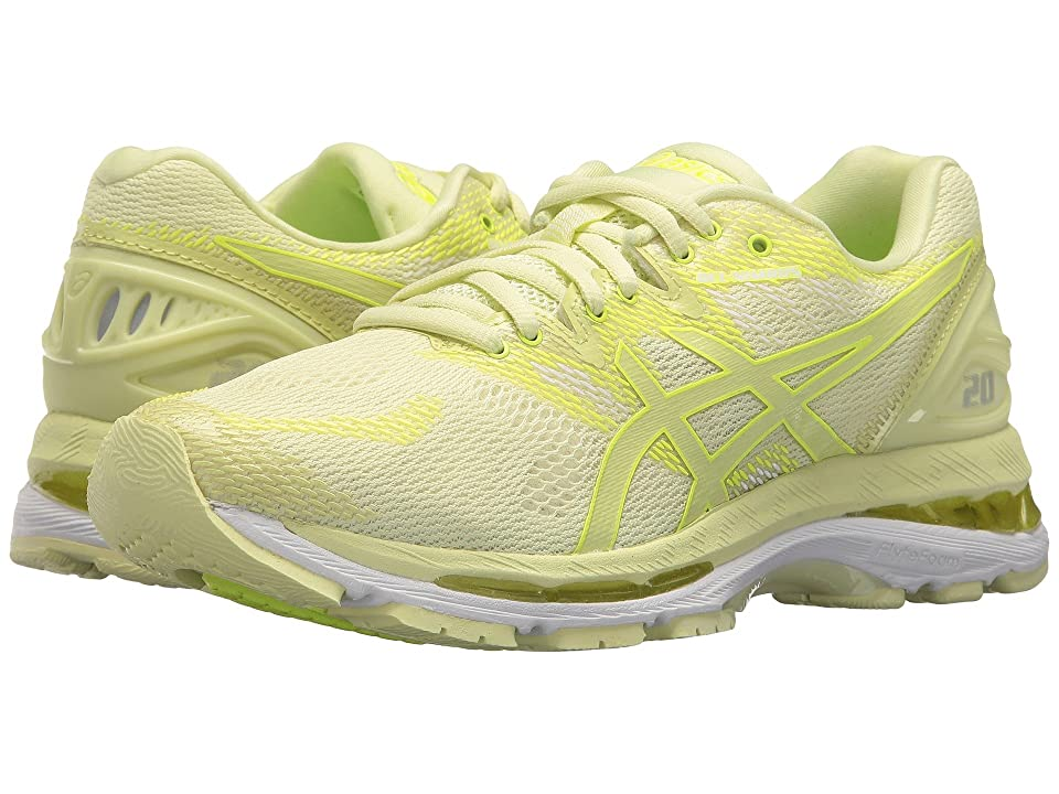 ASICS GEL-Nimbus(r) 20 (Limelight/Limelight/Safety Yellow) Women