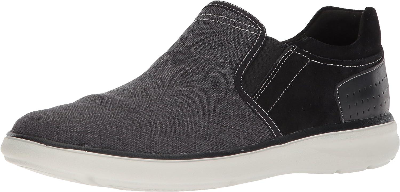 Rockport Men's Zaden Gore Slip on Sneaker B073JXHSR7  | Fairer Preis