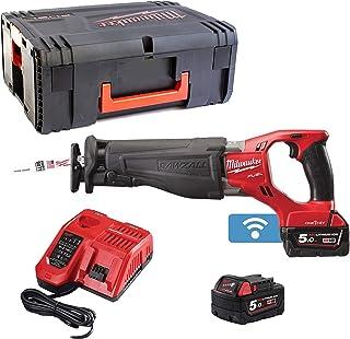 Milwaukee 4933451666 - m18onesx-502 X Reciprocating Saw Blade 18V Brushless Fuel One Key 5.0Ah Li