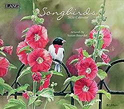 Lang Songbirds 2020 Wall Calendar (20991001880)