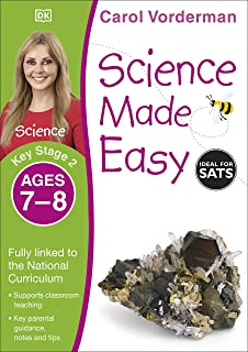 Science Made Easy, Ages 7-8 (Key Stage 2): Supports the National Curriculum, Science Exercise Book