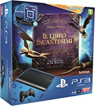 PlayStation 3 - Console PS3 12 GB [Chassis M] con Wonderbook e Move Starter Pack [Bundle]