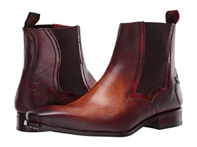 Jeffery-West Scaramanga Chelsea Boot (Amber) Men