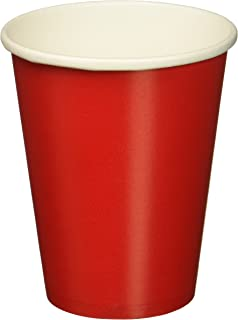 amscan Red Party Paper Cups, 9 Oz., 20 Ct.
