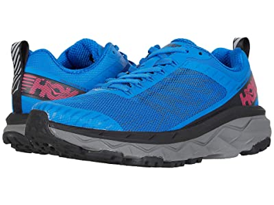 Hoka One One Challenger ATR 5 (Imperial Blue/Pink Peacock) Women