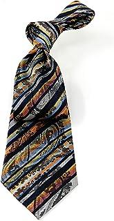 Boys Ties -Silk Woven Ties for Kids Big Boys