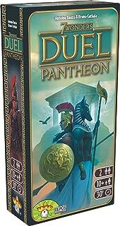 7 Wonders duel : Extension Pantheon - Asmodee - Jeu de société - 2 joueurs