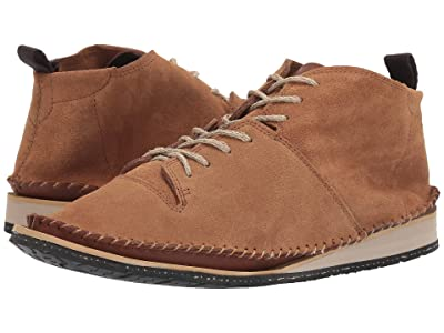 Gold & Gravy Day Boot (Taupe Suede) Men