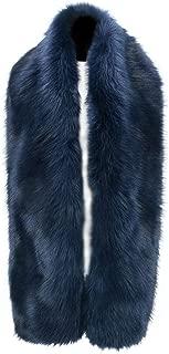 Best blue fur wrap Reviews