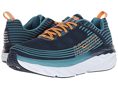 Hoka One One Bondi 6 (Black Iris/Storm Blue) Men