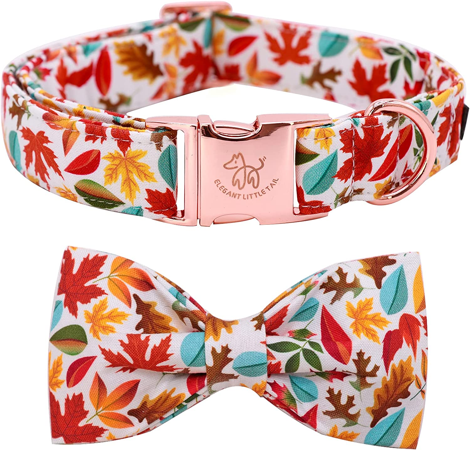 Elegant little tail Dog Collar with Outstanding Comfortable Bow New popularity
