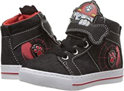 b876cebdd55 Josmo kids mickey high top sneaker toddler little kid