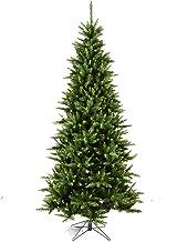 Vickerman Camdon Tree with 4018 Tips, Slim, 12-Feet by 66-Inch