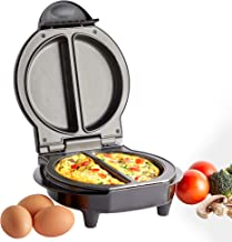 VonShef Omelette Maker – Electric Multi Cooker for Omelettes, Fried & Scrambled Eggs - Non-Stick Pan – 700W
